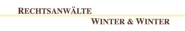 Winter und Winter Rechtsanwälte